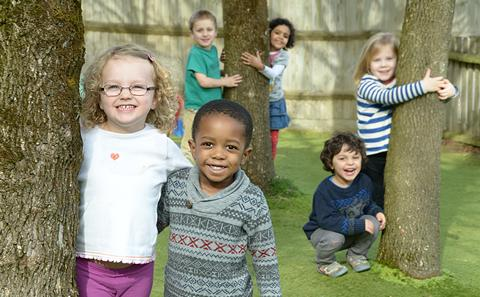 Apply for the Early Years Centre