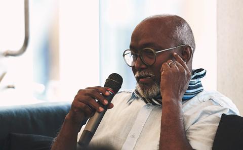 Bose Krishnamachari speaking