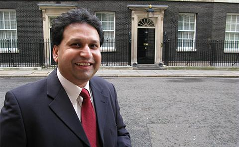 Professor Barnie Choudhury (Co-lead investigator)