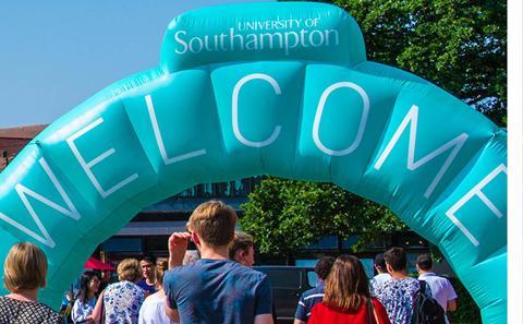 Open Days at the University of Southampton