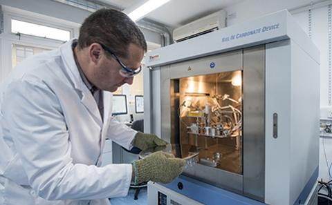 Stable Isotope Mass-spectrometry