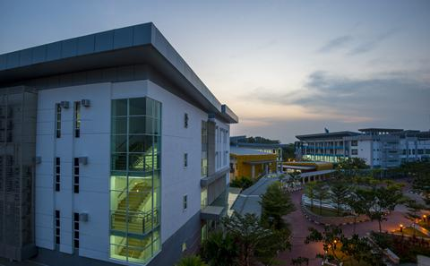 University of Southampton Malaysia Building