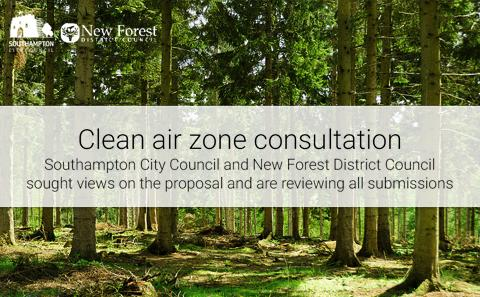 Clean Air Zone Consultation