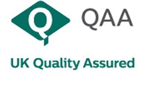 QAA quality assured logo