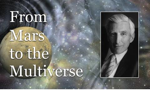 2013 STAG public lecture by Astronomer Royal Lord Martin Rees