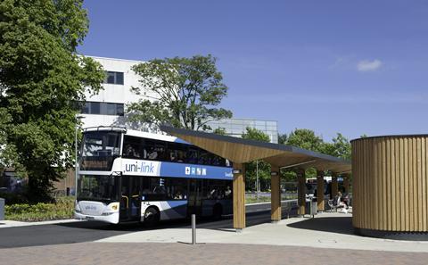 University bus