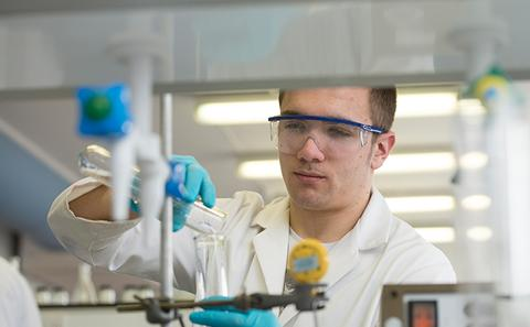 MChem Chemistry with research placement abroad or industrial experience