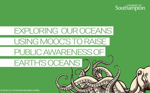 Exploring our Oceans
