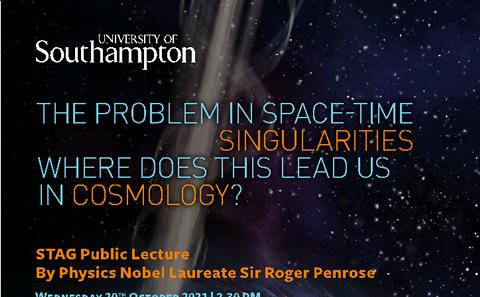 STAG Lecture Sir Roger Penrose