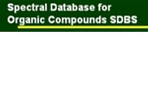 Spectral Database for Organic Compounds