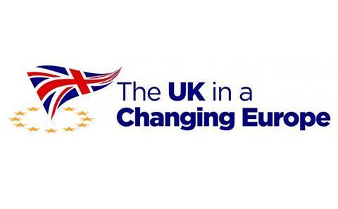 UK in a changing EU