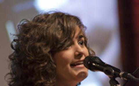 Singer Jo Stevens