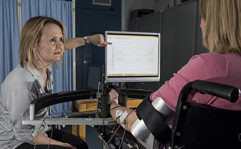 Southampton researchers are developing innovative solutions to help people recover from stroke