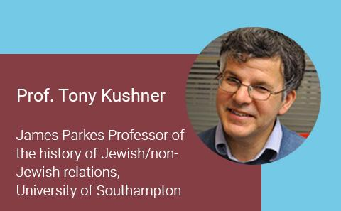 Prof. Tony Kushner