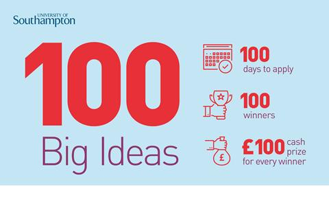 100 Big Ideas