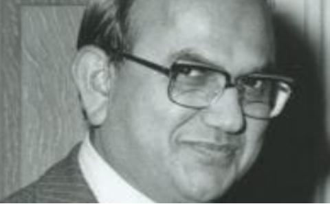 LATE RAMNIKLAL SOLANKI, CBE (1931-2020)