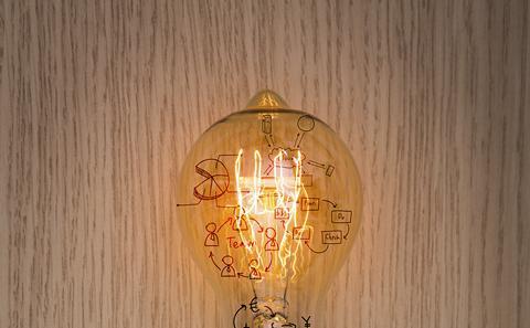 Warm bulb image