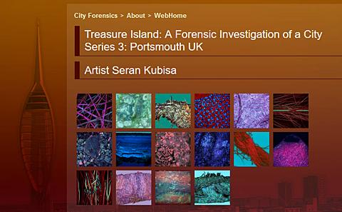 City Forensics Project