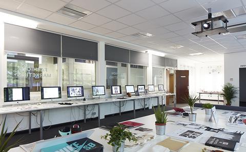 Classroom at WSA