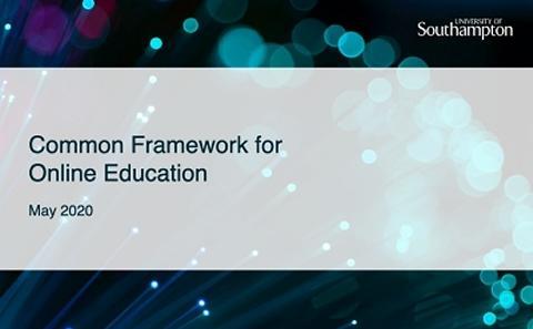Common Framework brochure