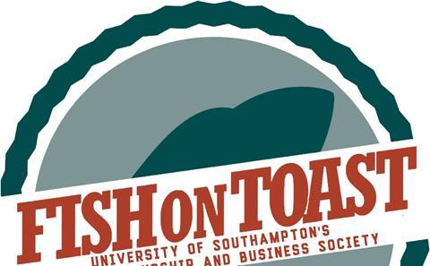 Fish on Toast logo