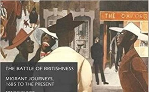 Battle of Britishness by Tony Kushner