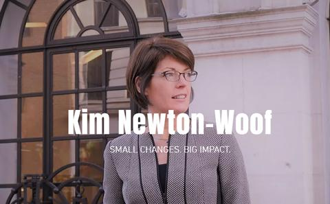 Kim Newton Woof
