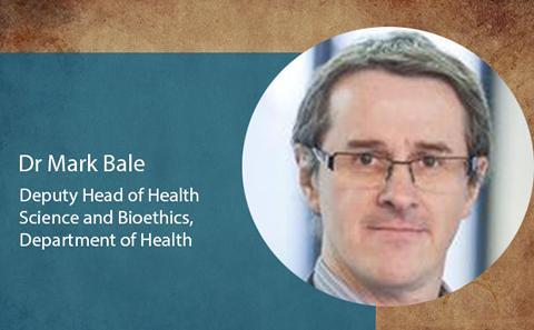 Dr Mark Bale