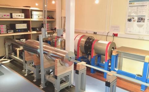 Palaeomagnetism and Environmental Magnetism Laboratory