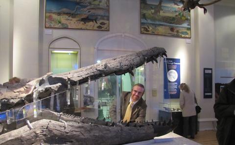 The Dorset Pliosaur
