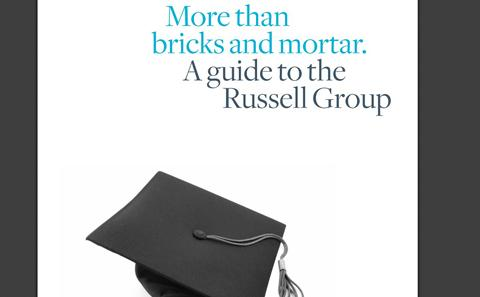 Download the guide to Russell Group universities