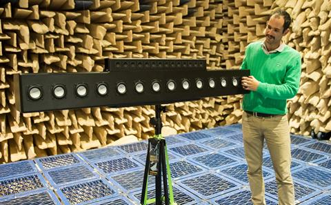 MSc. Acoustical Engineering at the Institute of Sound and Vibration Research in Southampton