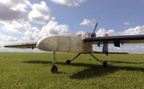 Unmanned airvehicle