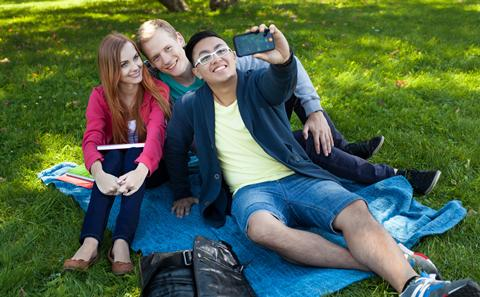 Study abroad international students