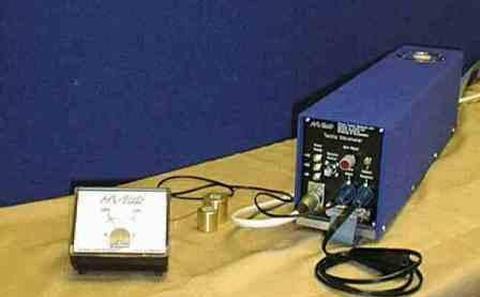 Tactile vibrometer