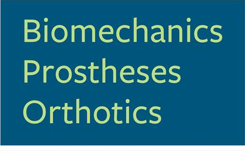 Biomechanics/Prostheses/Orthotics