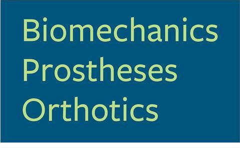 Biomechanics/Prostheses/Orthotics