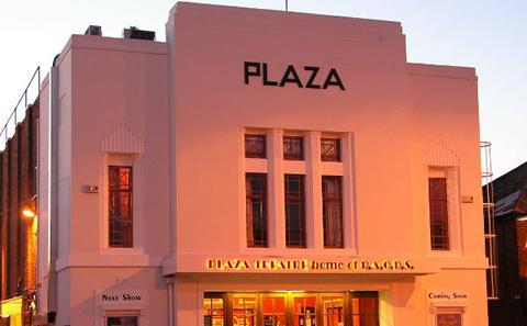 Plaza theatre Romsey