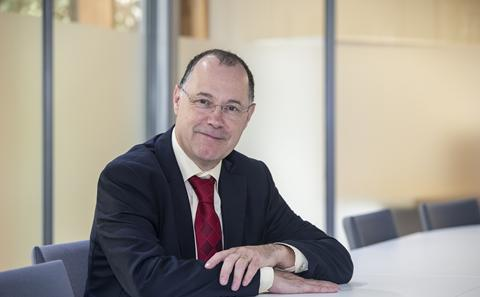 Our President and Vice-Chancellor, Professor Mark E. Smith