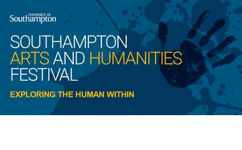UoS Arts and Humanities Festival logo