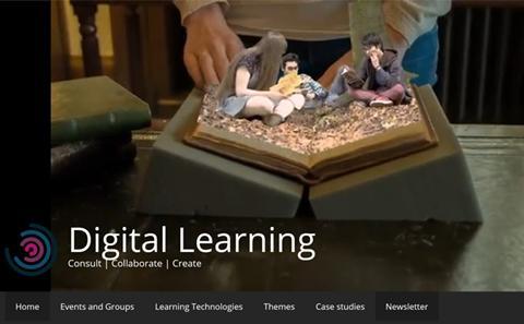 Digital Learning blog