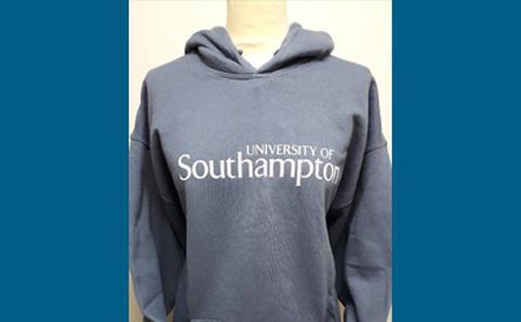 Blue Official graduation hoodie