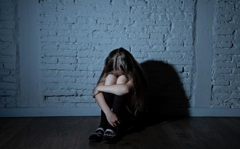 Vulnerable Girl