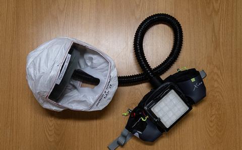 Personal respirator
