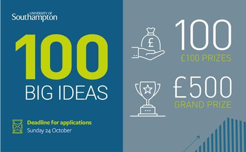 100 Big Ideas