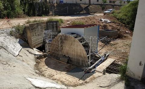 Ultra-low head hydropower technology