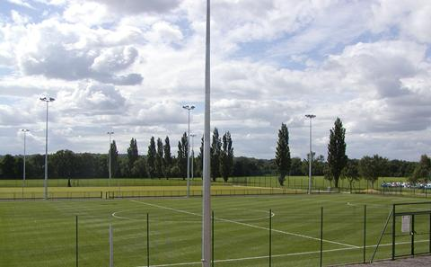 Wide Lane Sports Ground