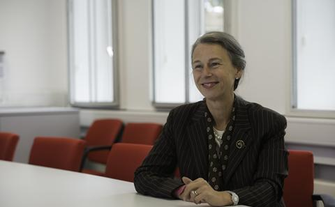 Gill Rider, Chair of The University Council