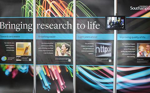 Bringing Research to Life
