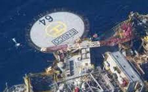 Offshore platform decommissioning